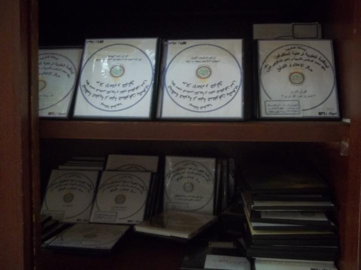 des enregistrements sur CD pour les non-voyants